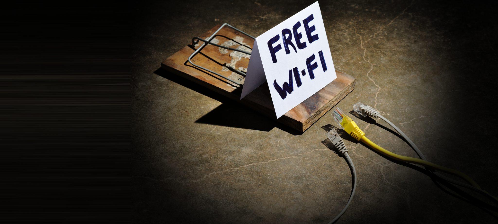 Public Wi-Fi threats